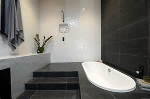 White Floor Tiles For Kitchen by The Block Glasshouse 2014 Bathroom Reveal