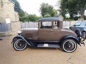 1929 Ford Model A Coupe For Sale