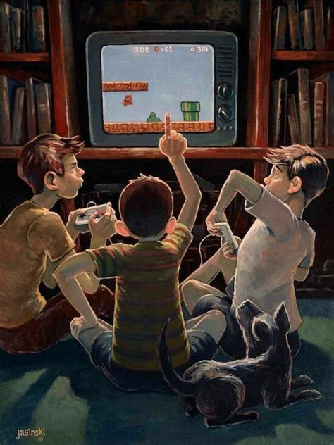 Artists Pay Tribute To Norman Rockwell Dorky Geeky