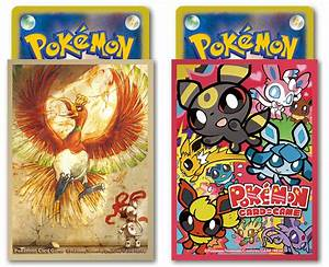 friday pokemon announcements monthly pair pikachu card sleeves easter 2016
