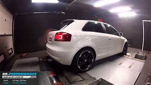 Reprogrammation Moteur Audi A3 8p 1 6 Tdi Cr 105hp   145hp Par Br-performance