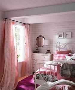 Schlafzimmer Von Ikea : ikea sterreich inspiration schlafzimmer rosa landhausstil bettgestell leirvik spiegel ~ Sanjose-hotels-ca.com Haus und Dekorationen
