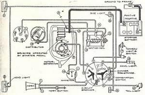 Delco 1920 Starter  Generator Question - Buick - Pre War