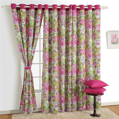 printed drapes curtains buy vintage floral printed curtains printed cotton