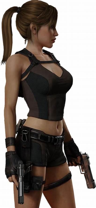 Lara Croft Raider Tomb Underworld Angelina Jolie