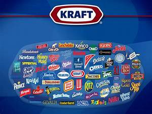 Kraft: Brief History of Kraft Food's