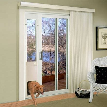 pet doors for sliding glass doors electronic pet doors patio