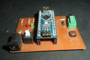 Auto Intensity Control Of Street Light Using Arduino