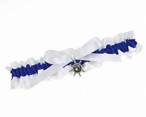 Maritime Möbel Blau Weiß : strumpfband marine blau wei ~ Bigdaddyawards.com Haus und Dekorationen