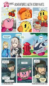 More Kirby Hats Super Smash Brothers Know Your Meme