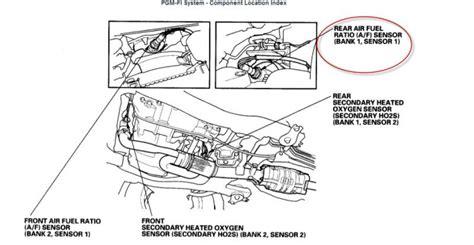 Transmission For 2002 Civic Ex Oxygen Sensor Wiring Diagram by Oxygen Sensor Location Honda Tech