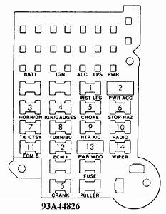 File  1985 Silverado Fuse Box Diagram