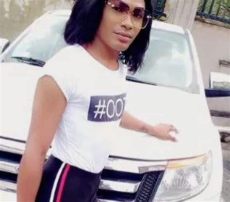 With a name honoring louis chiron, bugatti's grand prix driver in the 20s and 30s who cleaned up at. Nigerian Transgender Jay Bugatti Says He Is The Happiest Woman On Earth - AfricaCelebrities.Com