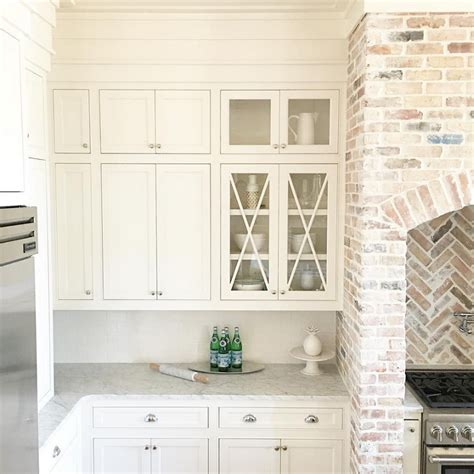 benjamin moore white dove cabinets interior design ideas relating to kitchen ideas home bunch 303 | Kitchen cabinet painted in White Dove Benjamin Moore