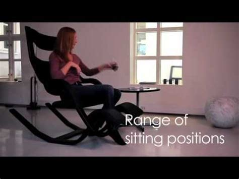 Gravity Balans Chair Australia by Gravity Balans From Varier The Utmost In Relaxation Doovi