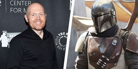 bill burr   mandalorian    star