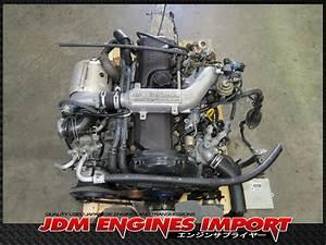 Jdm 2l Toyota Hilux 4runner 2 4l Efi Diesel Turbo Engine