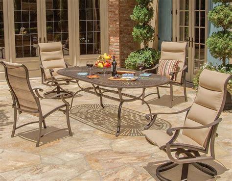 tropitone patio chairs tropitone furniture tropitone