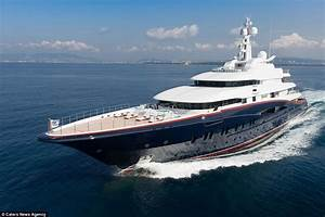 Haute Yacht Of The Week 264M Nirvana By Oceanco Luxury