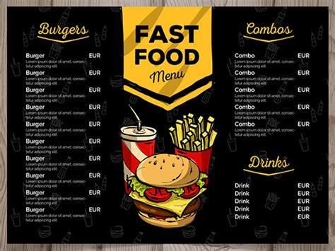 design creative and awesome restaurant menu superbly for ...