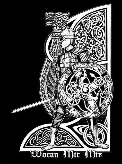 Pin by Michael Parrott on tattoos | Celtic tattoos, Nordic tattoo, Norse tattoo