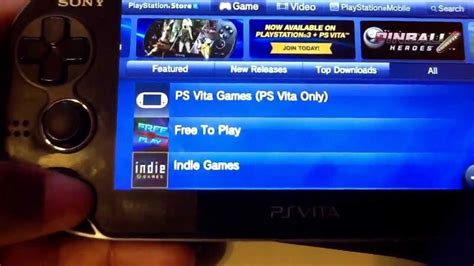 How To Get Free Games On The Ps Vita Youtube
