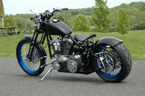 200 Softail Bobber Chopper Frame Rolling Chassis Harley