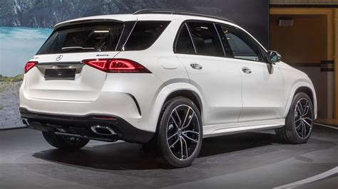 mercedes gle   suv youtube