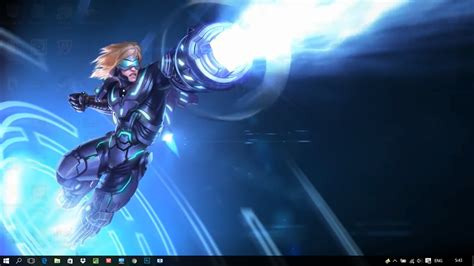 Animated Wallpaper - pulsefire ezreal league of legends animated wallpaper