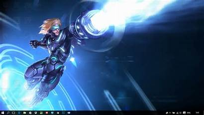 Ezreal League Legends Pulsefire Wallpapers Engine Animated