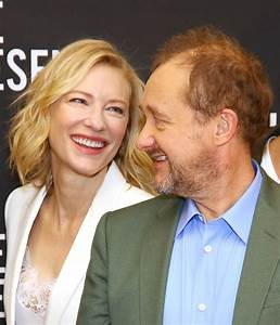 Playing Photo Assumption With Cate Blanchett And Andrew
