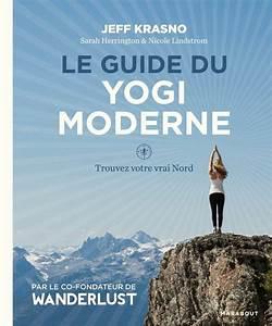 Livre  Le Guide Du Yogi Moderne  Jeff Krasno  Marabout  Spiritualit U00e9