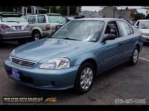 1999 Honda Civic : 1999 honda civic lx sedan youtube ~ Medecine-chirurgie-esthetiques.com Avis de Voitures
