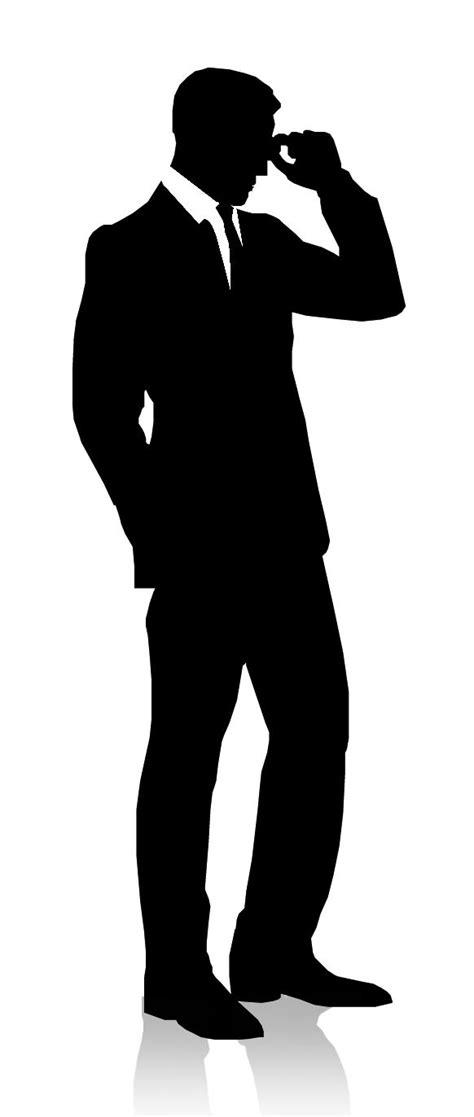 man  suit  hat silhouette man silhouette nano