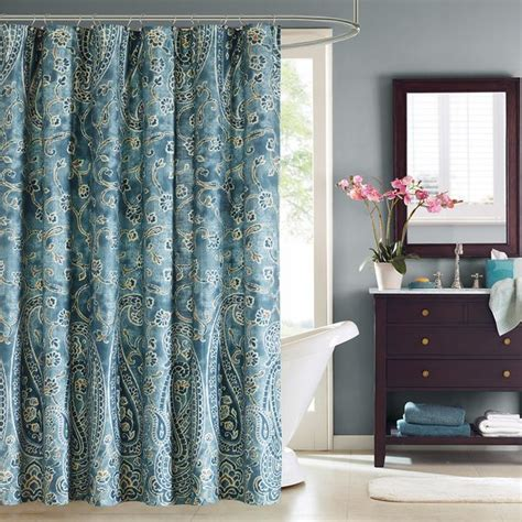 paisley shower curtain shower curtains archives page 2 of 15 everything