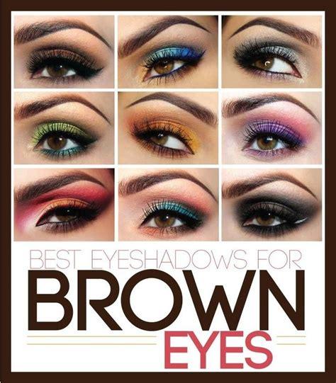 eyeshadow colors the best eyeshadow colors for brown black shadow