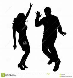 Two People Dancing Silhouette | www.imgkid.com - The Image ...