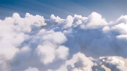 Clouds Fluffy Houdini Redshift Vol Snippet Rendering
