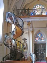 l 171 escalier miraculeux 187 de joseph 224 santa f 233 site catholique fr