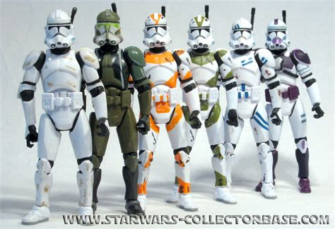 rots  clone trooper super articulated star wars collectorbase