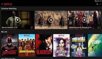 netflix for android netflix android apps on play