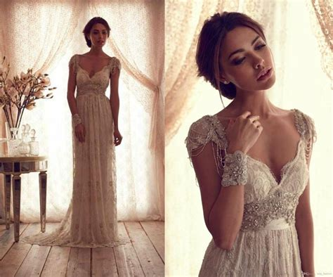 17 Best Ideas About Empire Wedding Dresses On Pinterest