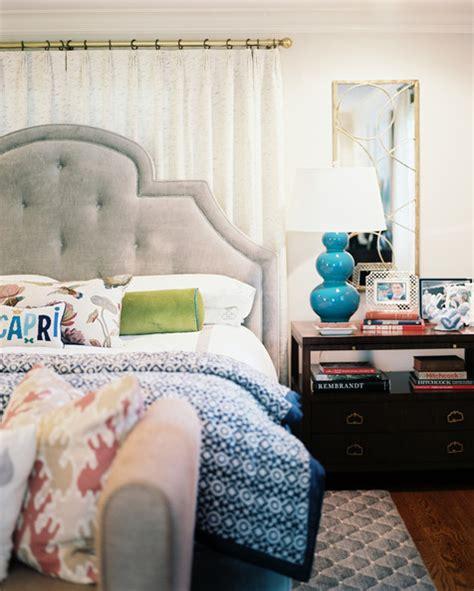 bedroom with grey upholstered headboard bedroom ideas photos 29 of 53 lonny