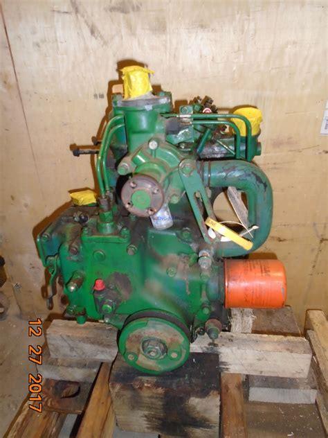 engine yanmar  uj  engine complete john