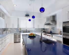 blue countertop kitchen ideas the s catalog of ideas