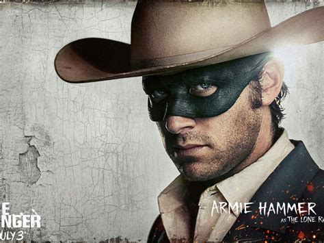 Armie Hammer – The Lone Ranger | Live HD Wallpapers