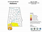 South Alabama Counties Remain Dry - Southeast AgNET