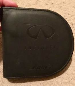For Sale Slightly Used But Rare Official Infiniti    Bose