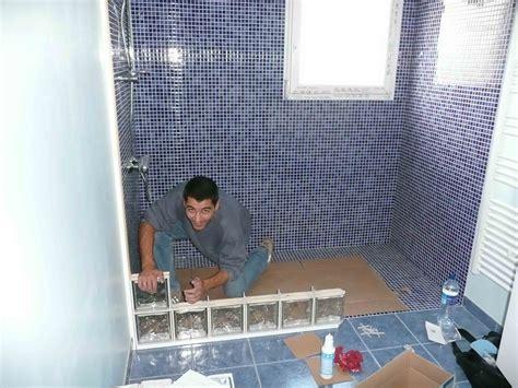 brique de verre cuisine gorgeous briques verre salle bain mur brique de verre u