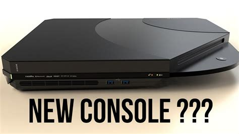 New Console by New Playstation Console Playstation Neo Playstation